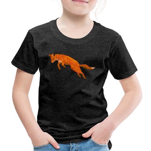 The Quick Brown Fox - Kinderen Premium T-shirt