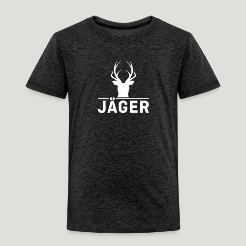 Jäger! Jäger Shirt Jaeger - Kinder Premium T-Shirt