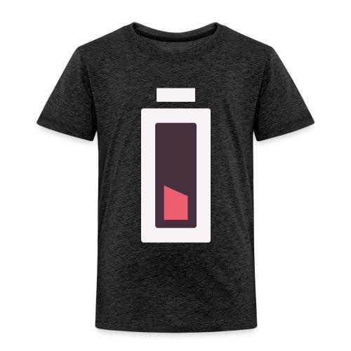 Batterie - Plus d'énergie... - T-shirt Premium Enfant