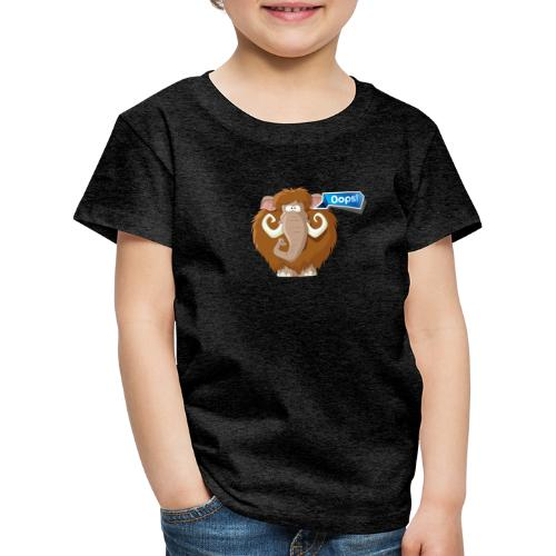 Mammut Oops - Premium-T-shirt barn