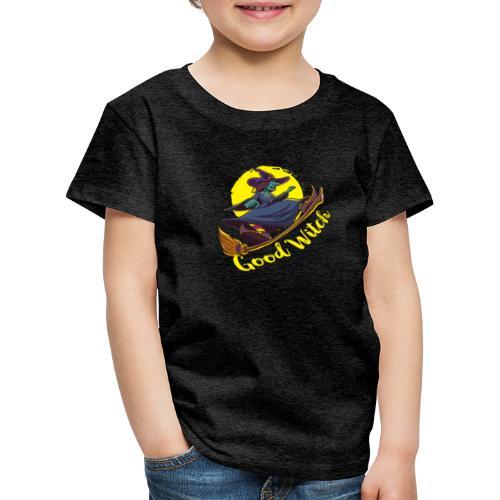 Good Witch Outfit für Hexen im Kessel brauen - Kinder Premium T-Shirt