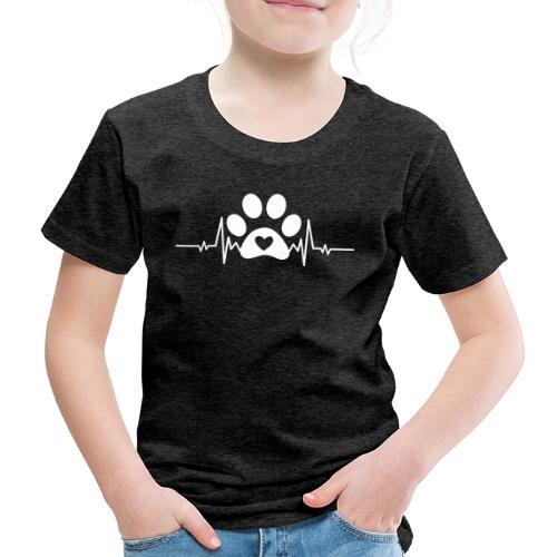 Fingerprint the dog - Camiseta premium niño