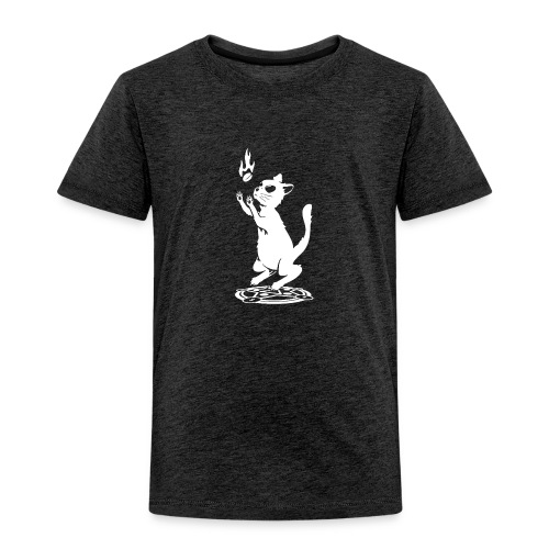 Worship Coffee Time - Kinderen Premium T-shirt