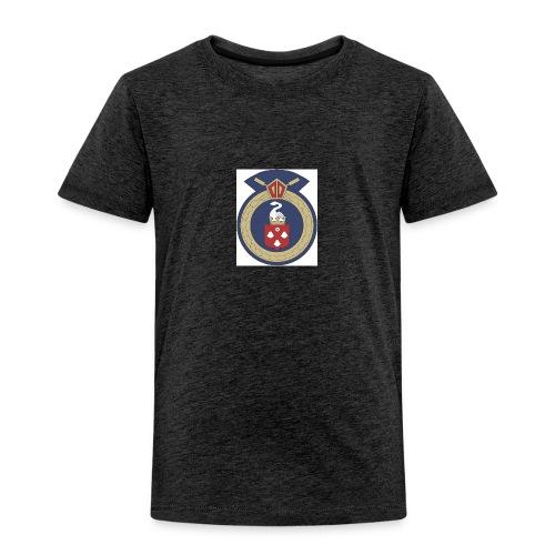 13 Eastleigh Badge White - Kids' Premium T-Shirt