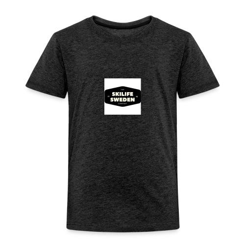 skilifesweden 1 - Premium-T-shirt barn