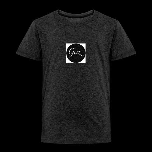black/white texture - Kids' Premium T-Shirt