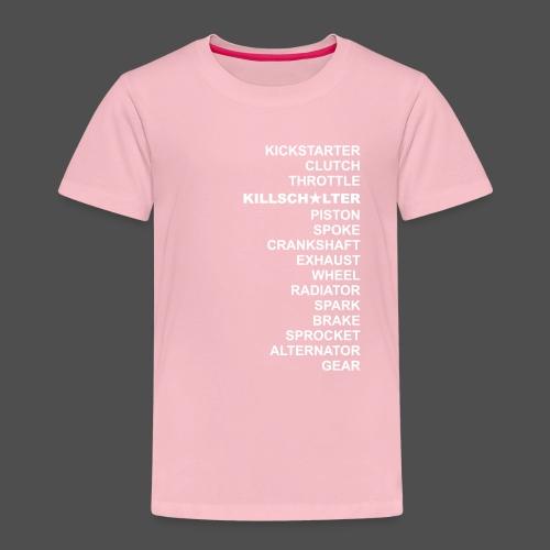 dwa RD - Koszulka dziecięca Premium