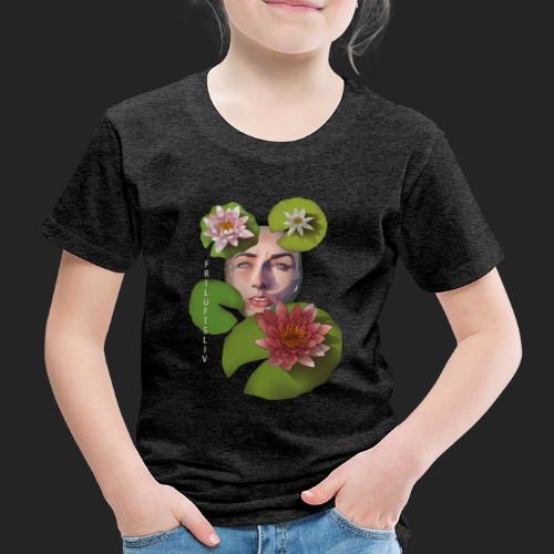 Friluftsliv L'art de se connecter avec la nature - T-shirt Premium Enfant