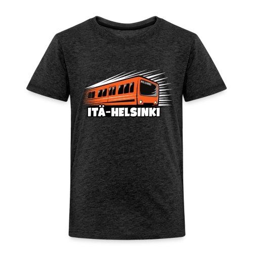 METRO ITÄ-HELSINKI T-paidat, Hupparit, lahjat ym. - Lasten premium t-paita