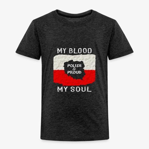 Pole und Stolz - Kinder Premium T-Shirt