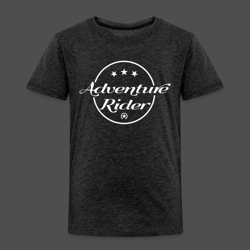 Adventure Rider - Kinder Premium T-Shirt