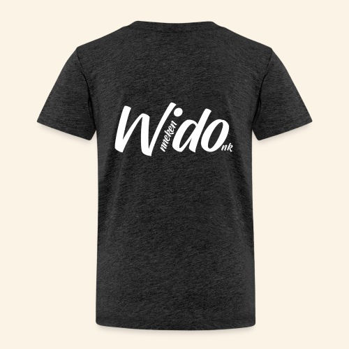 Wido - Kinder Premium T-Shirt