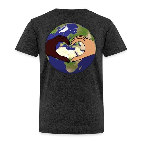 Logo (hinten) - Kinder Premium T-Shirt
