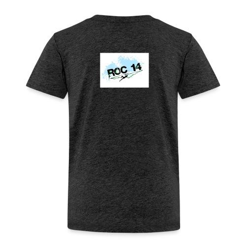 le nouveau logo de Roc - T-shirt Premium Enfant