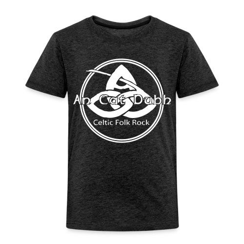 ancatdubh vektorlogo - Kinder Premium T-Shirt