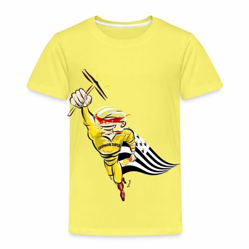 Crepman Super is Glep - T-shirt Premium Enfant