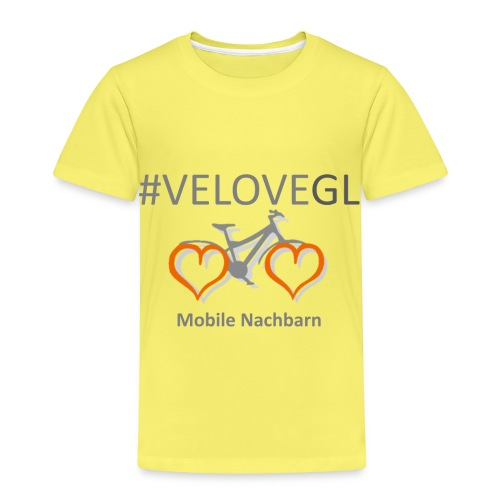 Mobile Nachbarn - Kinder Premium T-Shirt