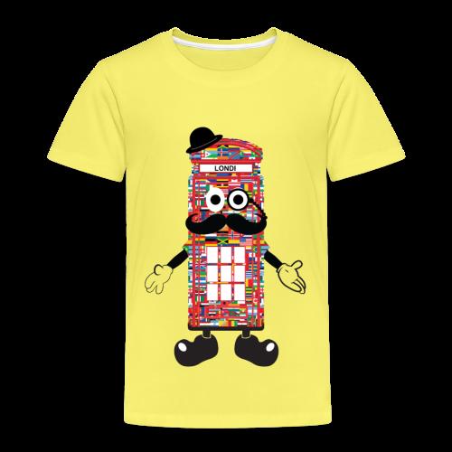 Londi London Mascot (Design No 11 - Kids' Premium T-Shirt