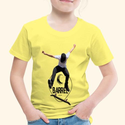 Barrel_skate - Camiseta premium niño