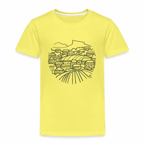 Case in montagna - Maglietta Premium per bambini