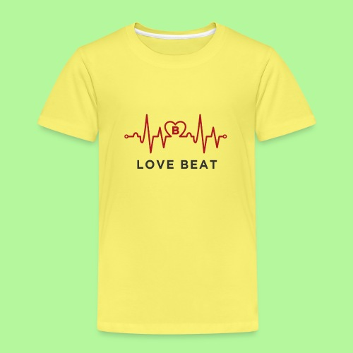 Heart rate monitor Electrocardiography Pulse - Kids' Premium T-Shirt
