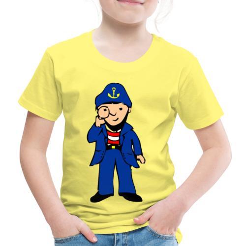 Lupilus Figur bunt - Kinder Premium T-Shirt