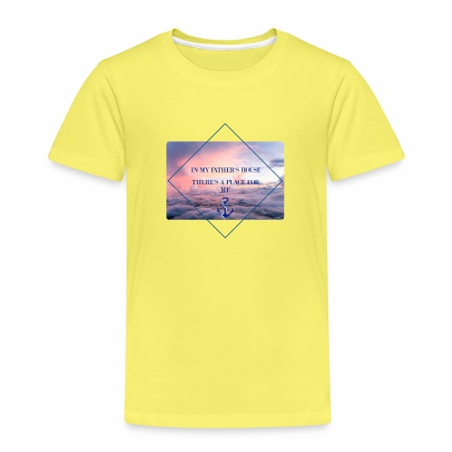A place for me - Kinder Premium T-Shirt