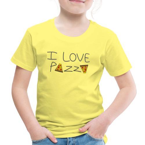 Pizza - T-shirt Premium Enfant