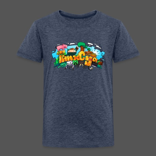 ThnxCya tshirt design 01 big by Jonas Nacef png - Kids' Premium T-Shirt