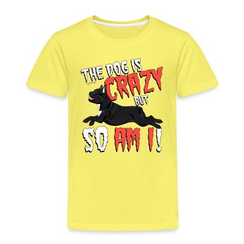French Bulldog Crazy - Kids' Premium T-Shirt