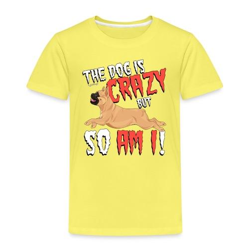 frenchiecrazy - Kids' Premium T-Shirt