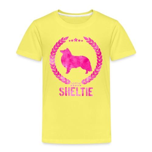sheltiearmy - Kids' Premium T-Shirt