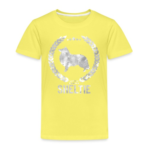 sheltiearmy3 - Kids' Premium T-Shirt
