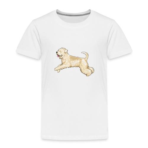 Wheaten Terrier Diamonds 4 - Kids' Premium T-Shirt