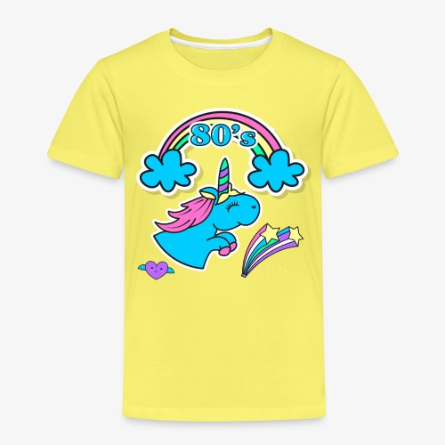 UNICORNIO FELIZ - Camiseta premium niño