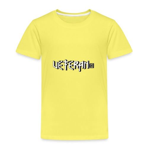 Vétéran® - T-shirt Premium Enfant