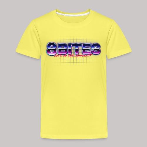 8Bites retro - Kids' Premium T-Shirt