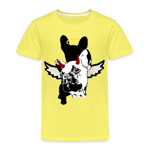 Engel/Teufelchen Bully - Kinder Premium T-Shirt
