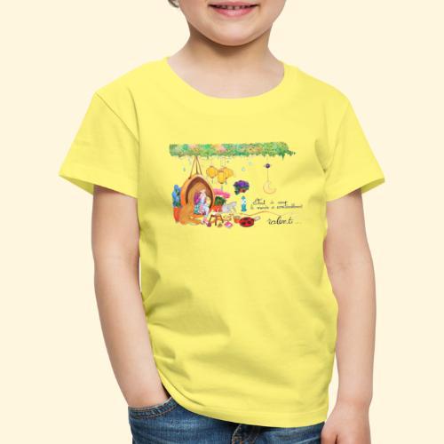 Tout à coup, le temps a considérablement ralenti - T-shirt Premium Enfant