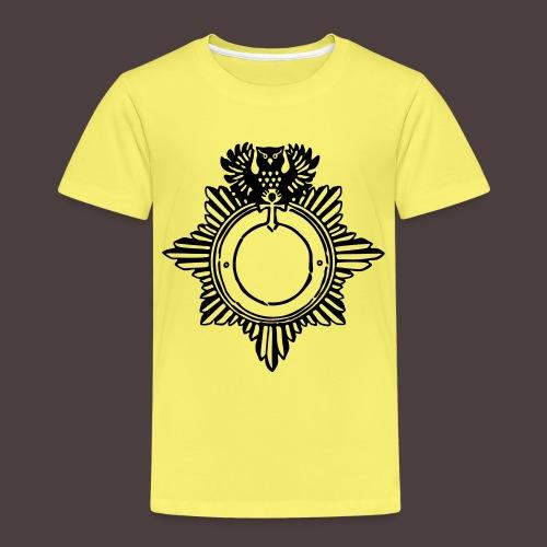 diesntmarkesiluette-clean - Kinder Premium T-Shirt