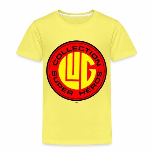 Lug Collection Super Héros - T-shirt Premium Enfant