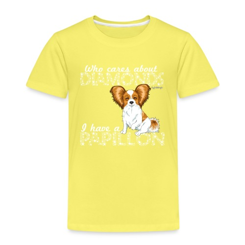 papillondiamonds - Kids' Premium T-Shirt