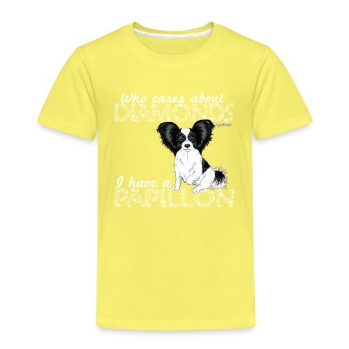 papillondiamonds3 - Kids' Premium T-Shirt