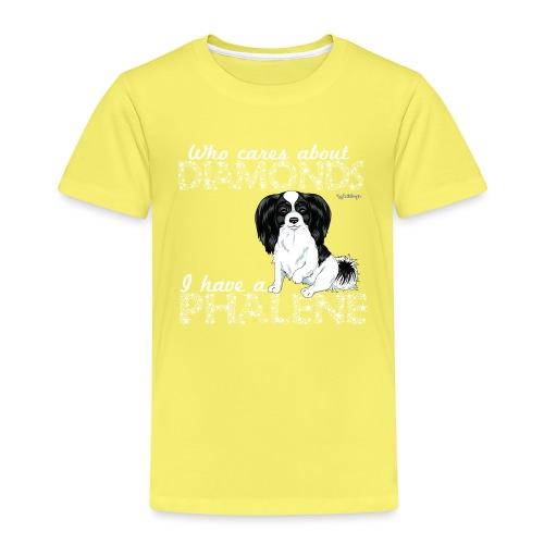 phalediamonds2 - Kids' Premium T-Shirt