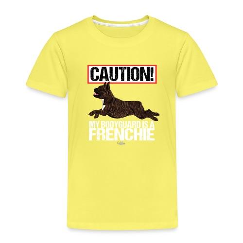 frenchbodyguard2 - Kids' Premium T-Shirt