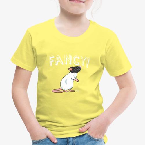 Fancy! Rat VI - Lasten premium t-paita