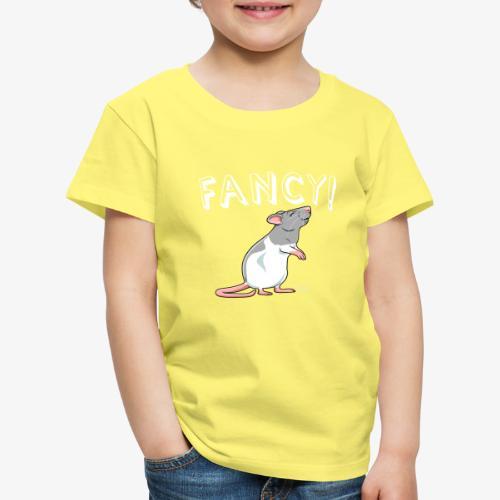Fancy! Rat XIII - Lasten premium t-paita
