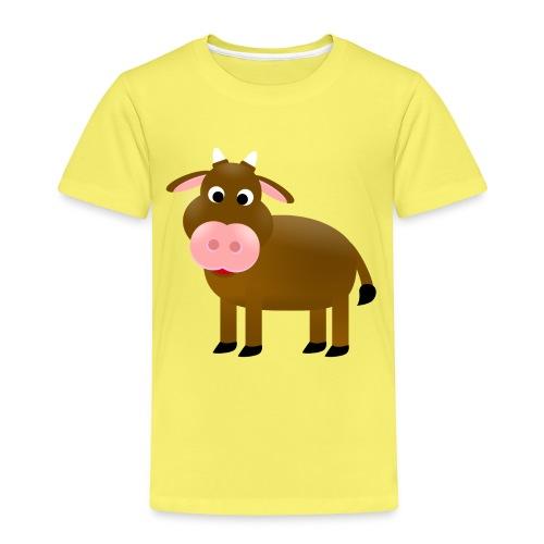 Cow - Kinder Premium T-Shirt