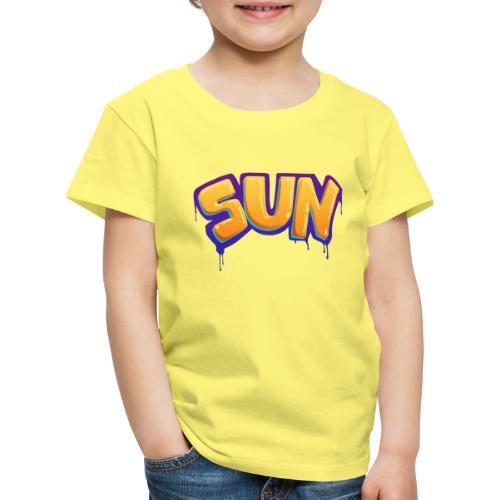 Tag Sun - T-shirt Premium Enfant
