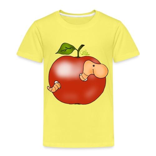 Apfelwurm im Royal Tenroy - Kinder Premium T-Shirt